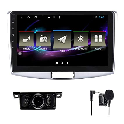 Brogotek Android 7.1 Car Stereo Head Unit for Volkswagen VW Passat CC B7 MAGOTAN Car Radio