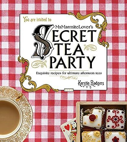 Ms Marmite Lover's Secret Tea