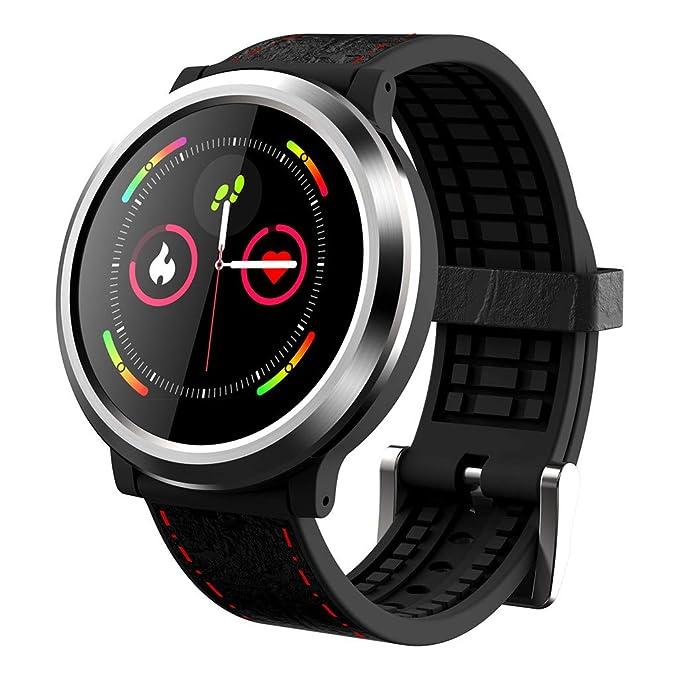Amazon.com: HighlifeS Bluetooth Smartwatch BT 4.0 IP67 ...