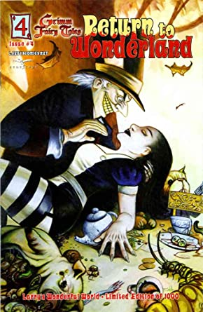 Amazon com: Grimm Fairy Tales: Return to Wonderland #4E VF