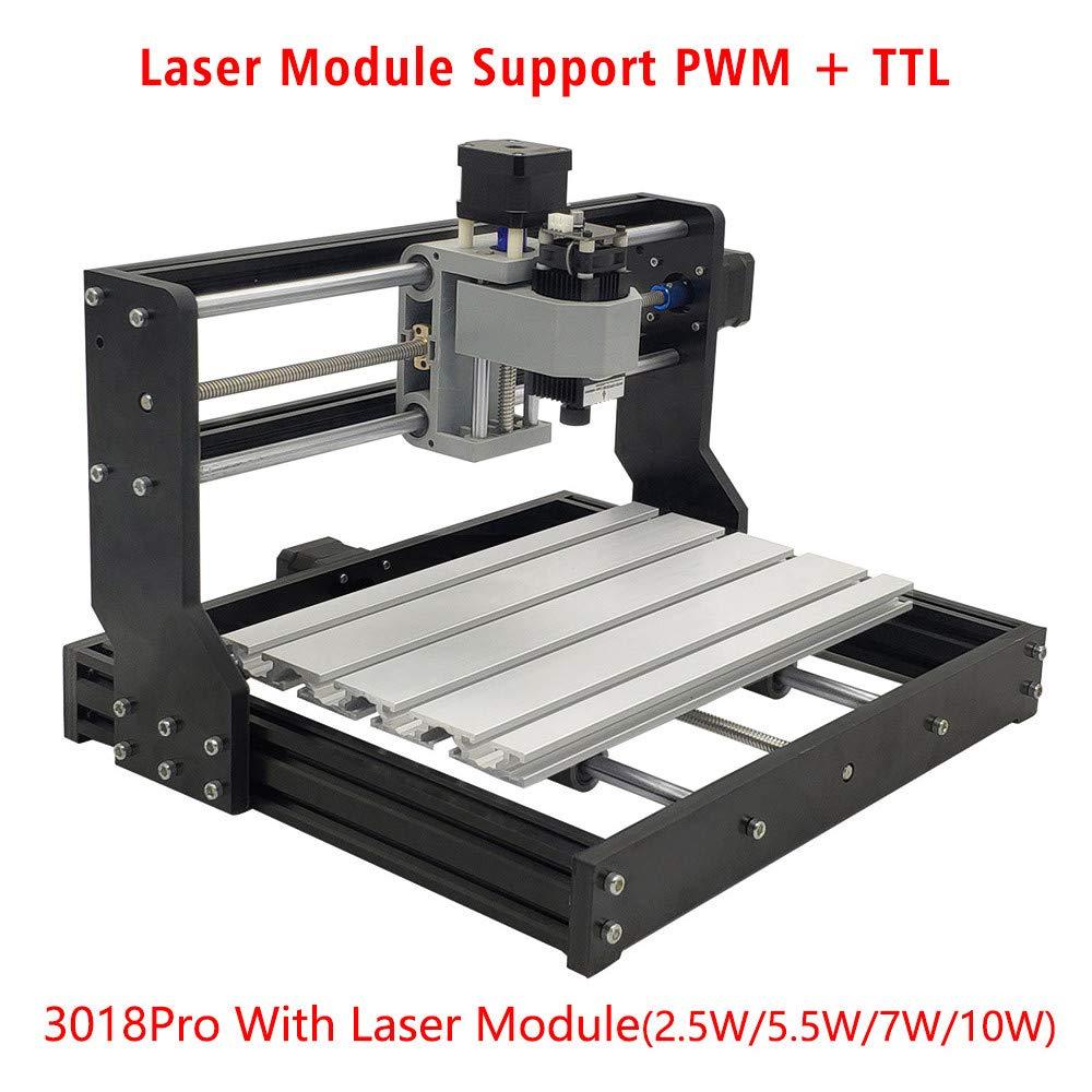 gafas para m/áquina de grabado l/áser DIY m/ódulo de grabado de cabezal l/áser de 100-240 V ETE ETMATE M/ódulo l/áser cabezal l/áser ajustable focal de 12 V CC