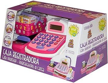 Tachan-Caja registradora little home, color rosa, (CPA Toy Group 74014263) , color/modelo surtido: Amazon.es: Juguetes y juegos