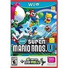 New Super Mario Bros. U + New Super Luigi U - Wii U