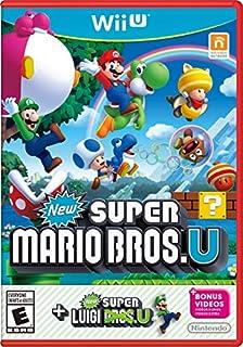 New Super Mario Bros. U + New Super Luigi U - Wii U (B012F20ZY6) | Amazon price tracker / tracking, Amazon price history charts, Amazon price watches, Amazon price drop alerts