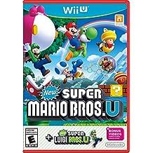 New Super Mario Bros. U + New Super Luigi U 2-Pack - Wii U