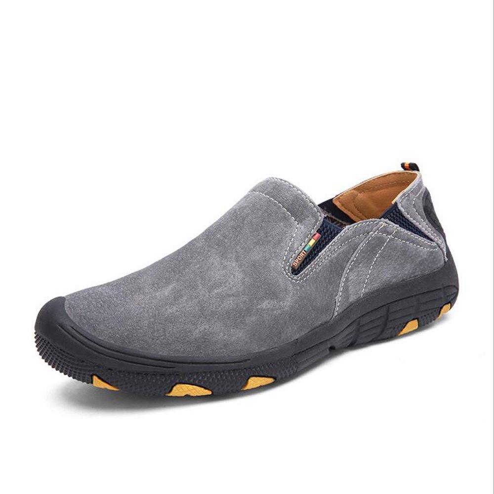 Herrenschuhe Outdoor/Büro & Karriere/Casual Leder Casual Herrenschuhe Herrenschuhe Peas Schuhe Herrenschuhe Faule Schuhe