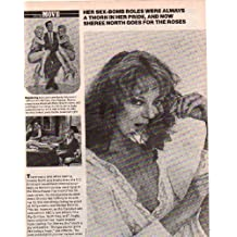 Sheree North Clipping Magazine photo orig 1pg 8x10 J10462