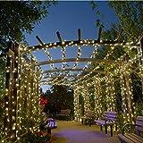 Esky Solar Fairy String Lights, OxyLED 55ft 100 LED