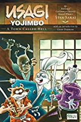The rabbit ronin's wanderings find him caught between competing gang lords fighting for control of A Town Called Hell. With the help of master swordsman Kato, Usagi takes on one gangster, while the other stirs up even more trouble! Now, with ...