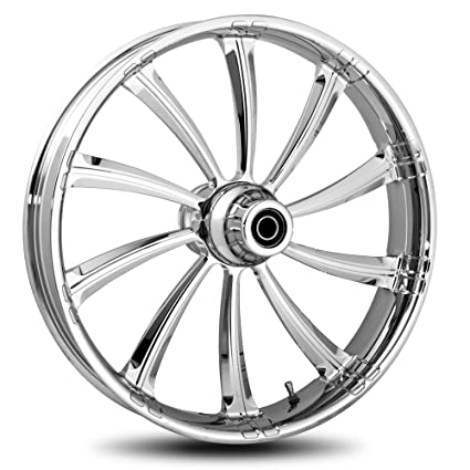 Amazon Com Rc Components Cypher Chrome 23 Front And Rear Wheel