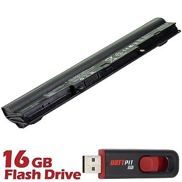 Battpit Recambio de Bateria para Ordenador Portátil Asus U32U-RX021D (4400mah/49wh)