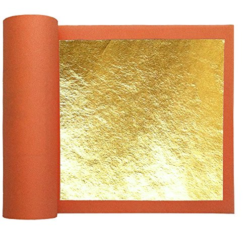 Book of Real 22k Gold Leaf 3-1/8