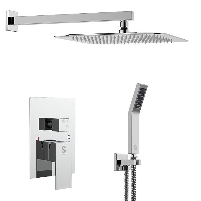 Best Shower Faucets: SR SUN RISE SRSH-F5043