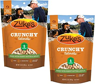 product image for Zuke's Crunchy Naturals 5s Dog Treats (2 Pack)