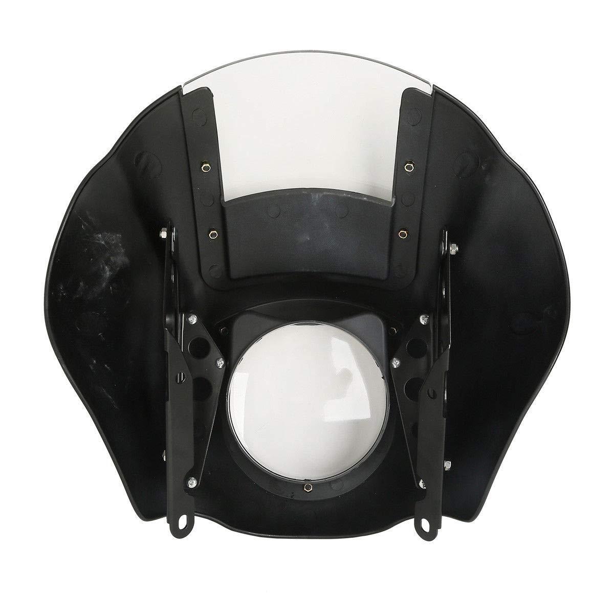 07-17 HARLEY FXDB3 Memphis Shades Trigger-Lock Mounting Kit Black//Gauntlet Fairing