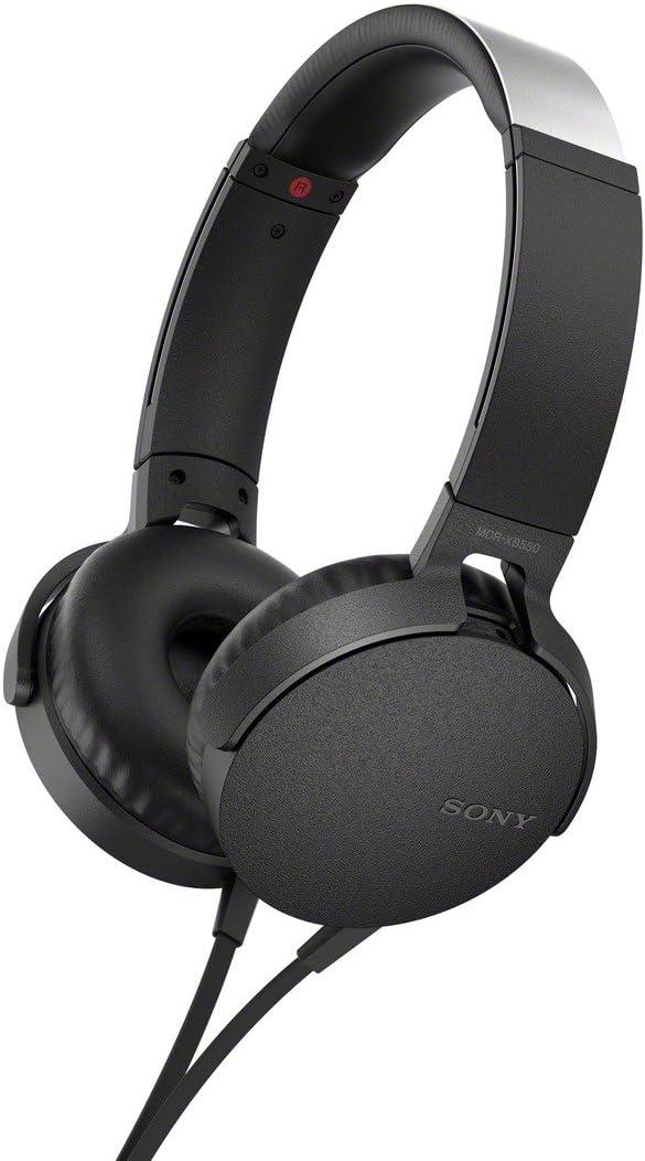 ソニー ヘッドホン 重低音モデル MDR-XB550AP