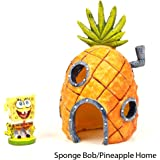 Spongebob/Pineapple 2pc Ornmnt Combo Pack Ornament (Pack of 2)