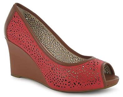 Ladies Rockport Adiprene Sole Heels Shoes (UK 5.5 / EU 38.5)