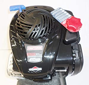 "Briggs and Stratton Vertical Engine 5 TP 140cc 7/8"" x 3-5/32"" #9P602-0077"