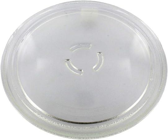 Véritable WHIRLPOOL il pour micro-ondes série plaque verre 280mm