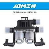 JDMON Compatible with Heater Control Valve BMW E53 E70 F15 X5 2004-2018 E71 F16 X6 2008-2014 64116910544 1147412166
