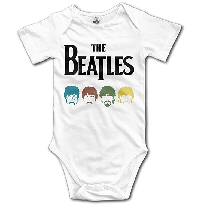 Coso Apparel Baby Clothes Bodysuit Romper The Beatles White Amazon