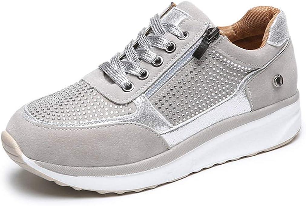 Zapatillas de Deporte de Plataforma para Mujer Decoración de ...
