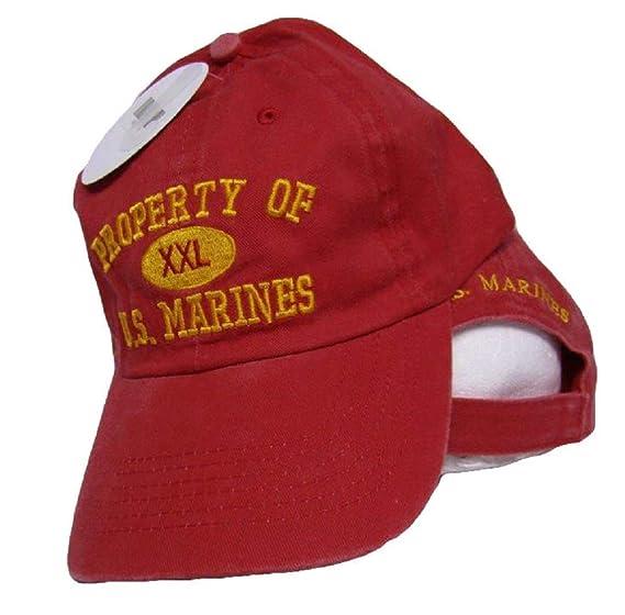 Amazon com: RFCO Licensed by USMC Marines Property of U S  Marine
