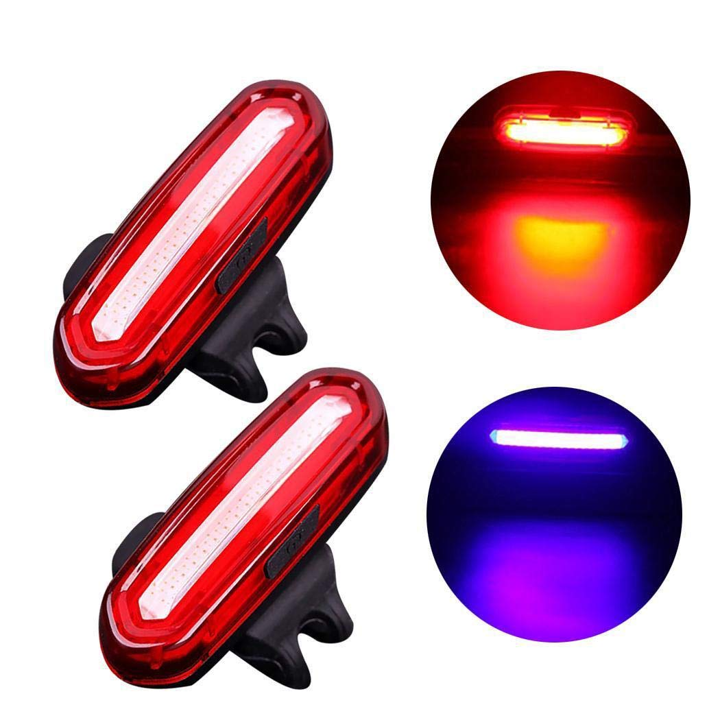 ZEARO Bike Night Riding LED COB Lights Rechargeable Cycling Accessories Riding Equipment Headlights