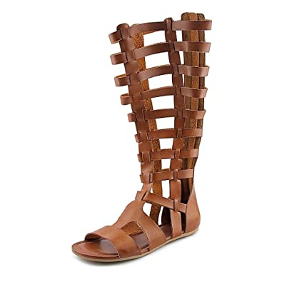 3076f456dfe MIA Womens Duenas Open Toe Casual Gladiator Sandals