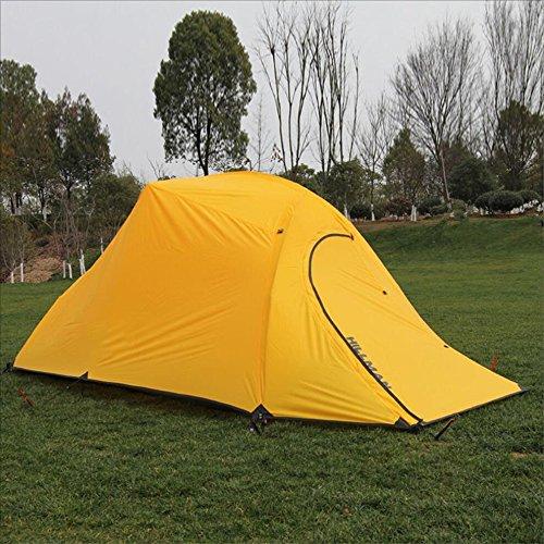 Yzibei Haltbar Winddichtes und regendichtes Zelt im Freien