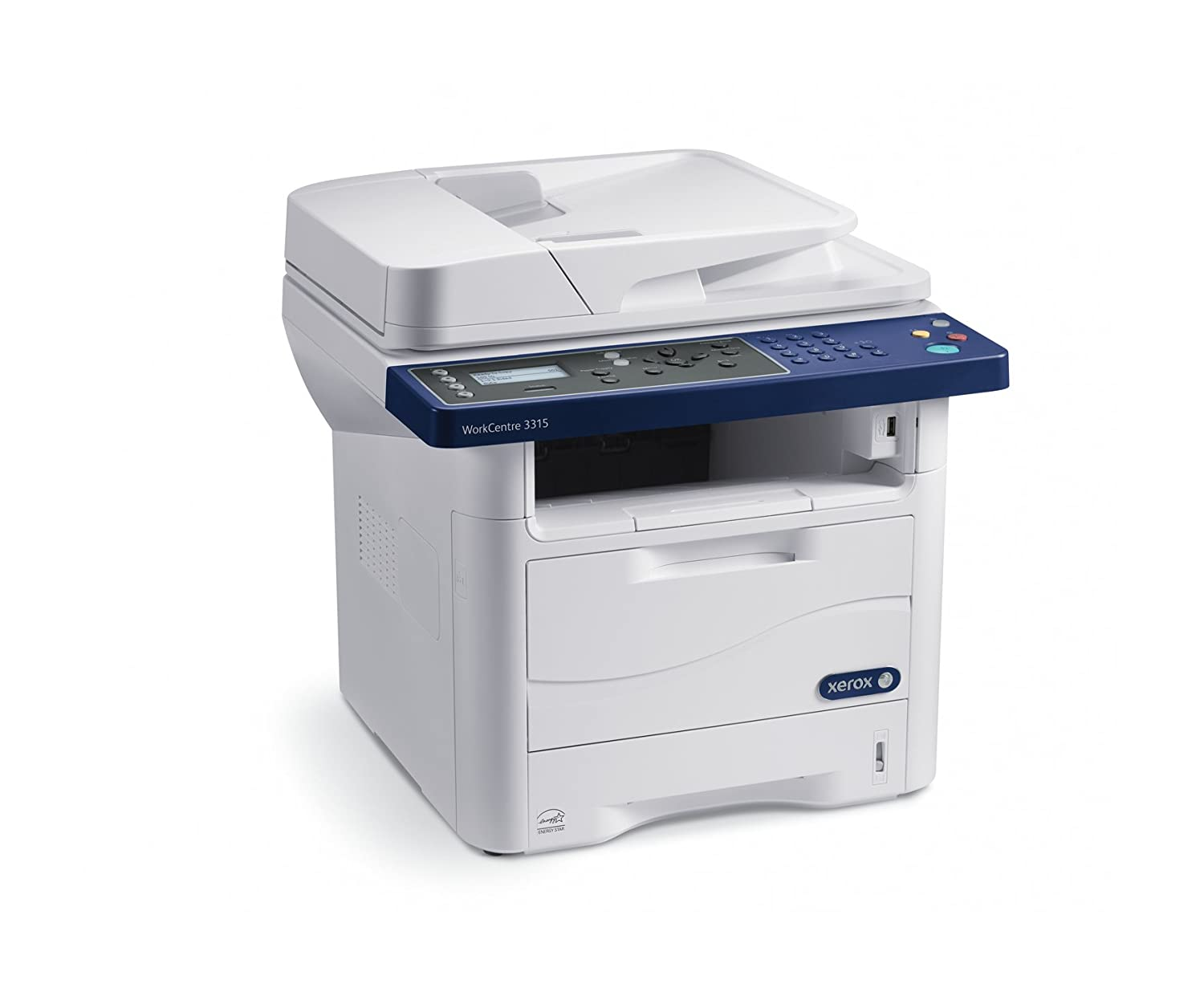 Amazon.com: Xerox WorkCentre 3315/DN Monochrome Multifunction Printer:  Electronics