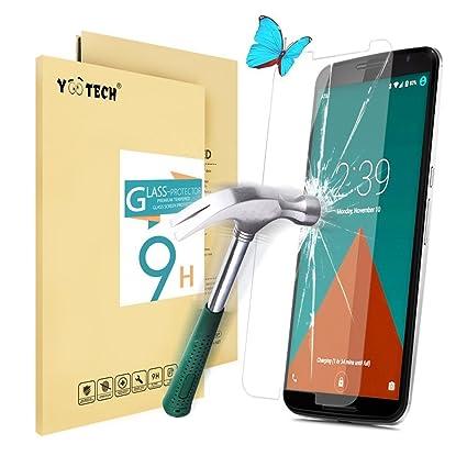 nexus 6 screen protectoryootech google nexus 6 tempered glass screen protector03mm amazoncom tempered glass