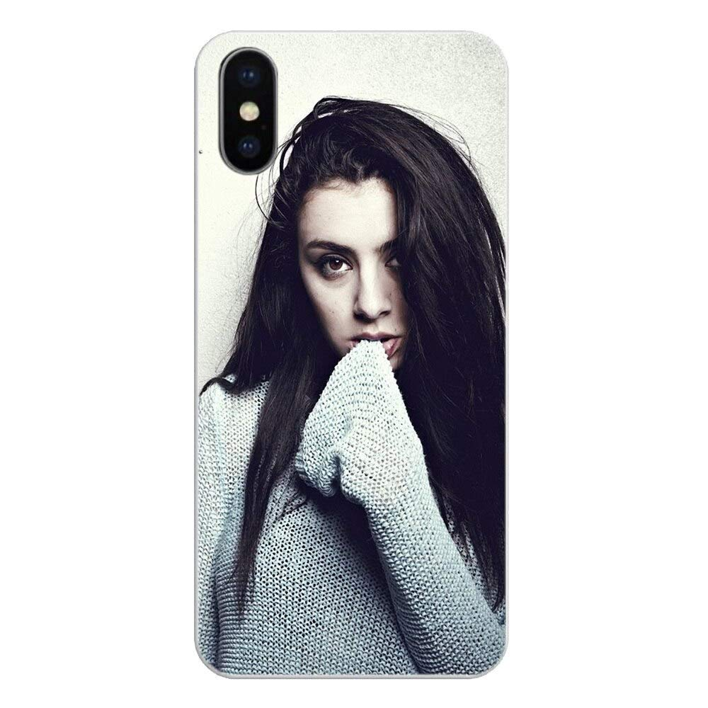 My Robie Soundtrack 32976471689 Eco-Friendly Inspired by charlie xcx Phone Case Compatible With Iphone 7 XR 6s Plus 6 X 8 9 Cases XS Max Clear Iphones Cases High Quality TPU Feat Lizzo