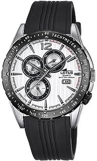 Lotus 15969 1 - Reloj de Pulsera con cronógrafo para Hombre ... 7b7cdb415c67