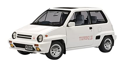 HONDA City Turbo 2 (White)