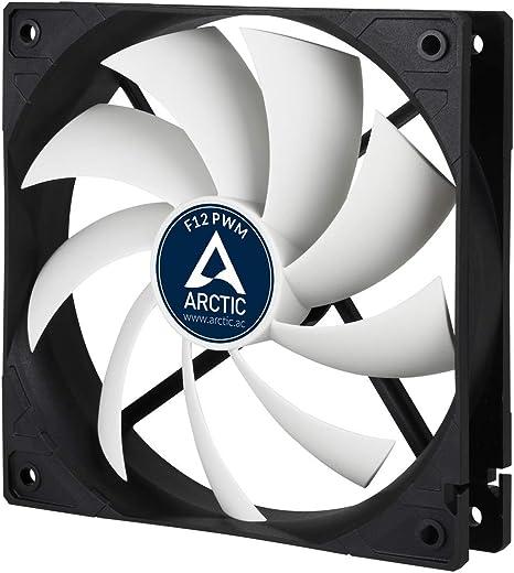 ARCTIC - Ventilador de Caja para CPU, Gris/Blanco, 120 mm - F ...