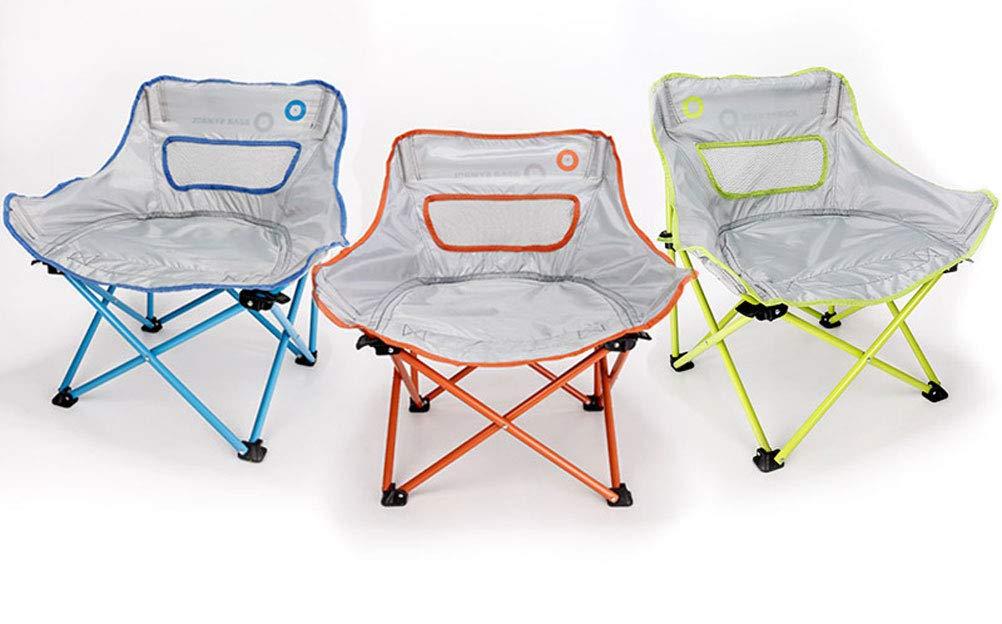 Silla Plegable Camping Plegable Ideal para Acambaca Senderismo Viaje Caza Pesca,Orange: Amazon.es: Deportes y aire libre
