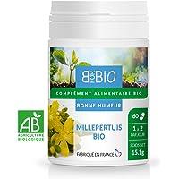 Conserver Votre Bien-être Physique et Mental, Garder Une Humeur Positive - MILLEPERTUIS BIO - Complément alimentaire à base de plante
