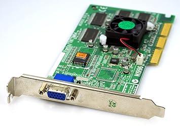 MSI MS-8808 MS8808 Vanta/tarjeta gráfica AGP TNT2M64 32MB ...