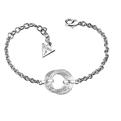 Guess Femme Acier Bracelets charms - UBB83066-S  Amazon.fr  Bijoux 846ef04fb18