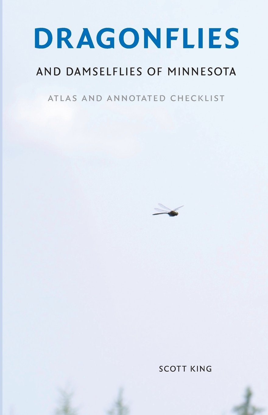 Download Dragonflies and Damselfies of Minnesota: Atlas and Annotated Checklist PDF