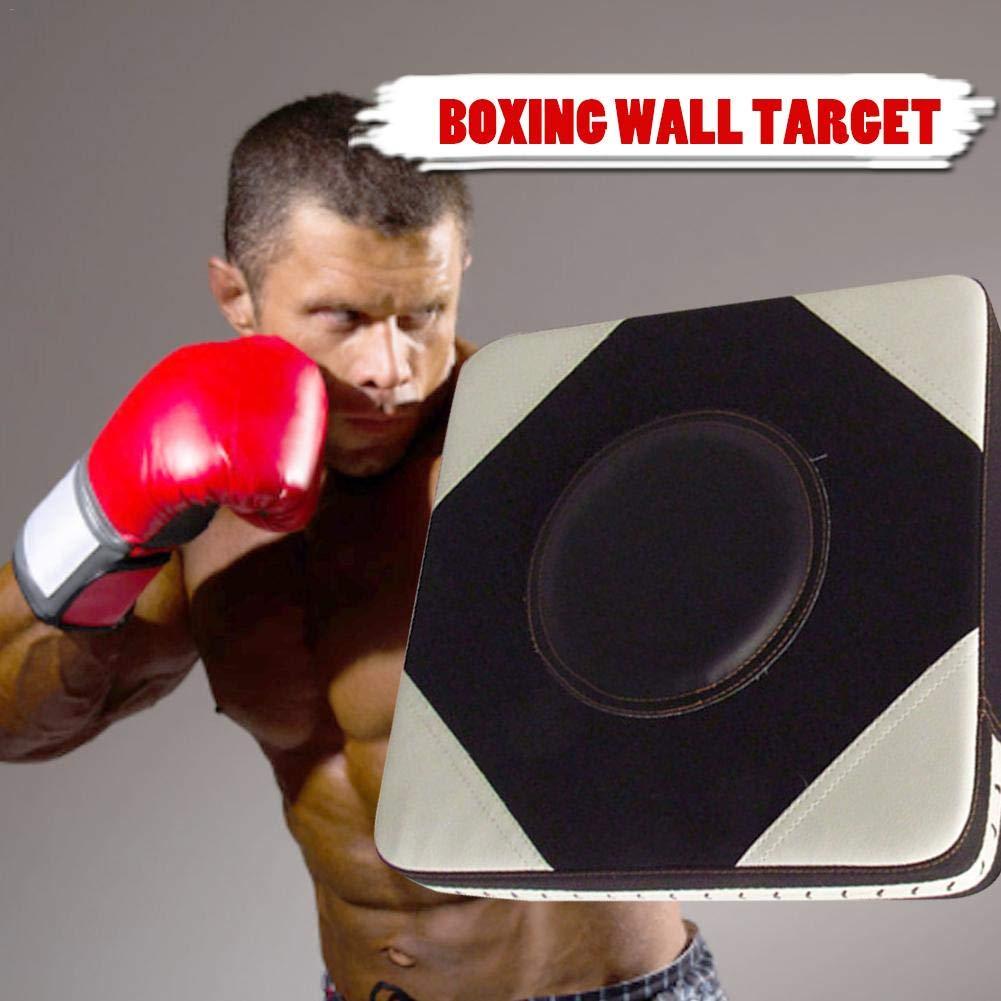 karat/é cosyhouse Sac de Frappe carr/é en Mousse pour Boxe MMA Arts Martiaux Muay Thai Kickboxing Taekwondo et TKD