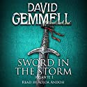 Sword in the Storm: Rigante, Book 1 Audiobook by David Gemmell Narrated by Adjoa Andoh