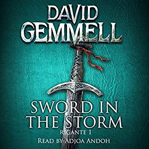 Sword in the Storm Audiobook