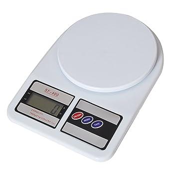 Karmas producto 7000 G/1G digital de precisión báscula de cocina alimentos bolsillo escala: Amazon.es: Hogar