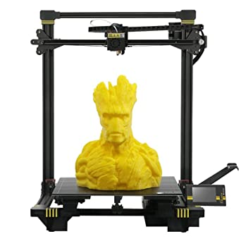 Impresora 3D 400 * 400 * 450 Mm Tamaño De Construcción Enorme ...