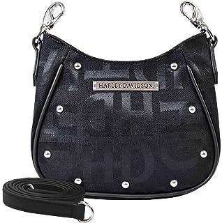 ab8387ba1ed3 Amazon.com  Harley-Davidson Women s Red Dagger Hip Bag w Detachable ...