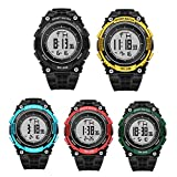 Jocestyle Fashion Men Women Sports Watches Water Resist Luminous Digital Watch Clock
