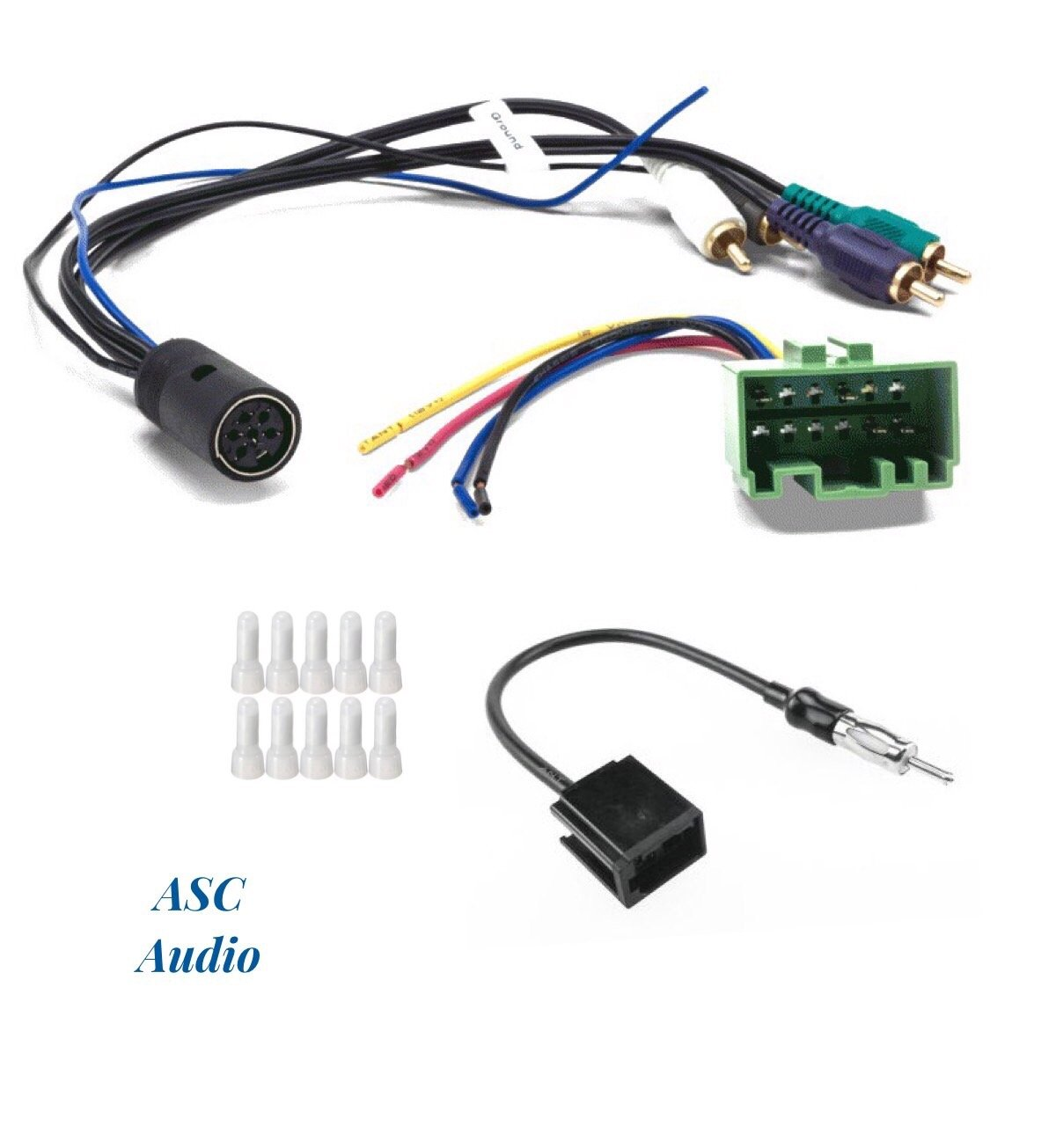 Volvo S60 Radio Top Deals Lowest Price Car Stereo Wiring Harness Plugs To Factory Asc Audio Wire And Antenna Adapter Install An Aftermarket For